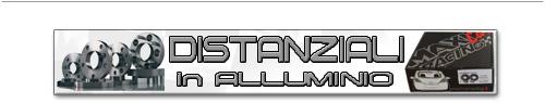 Distanziali in Alluminio