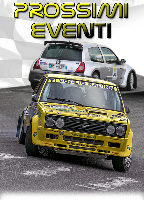 Prossimi Eventi Maxi Car Racing