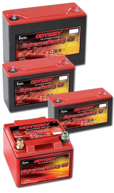 Maxi Car Racing Batterie