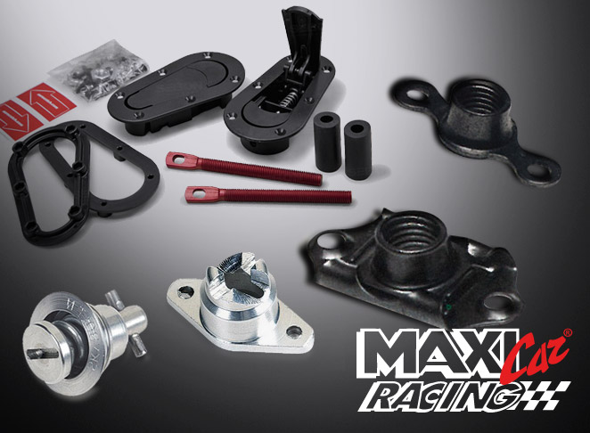 Camloc Maxi Car Racing